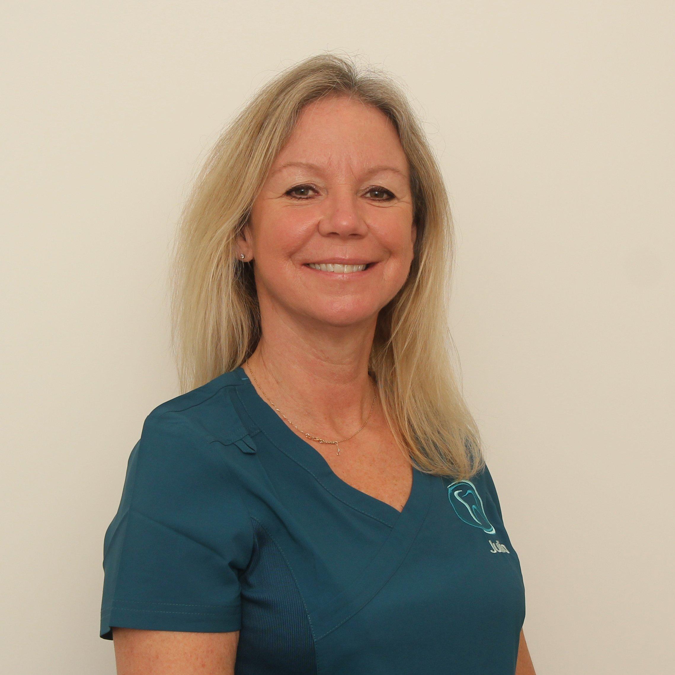 Julia Tillott Dental Hygienist Godmanchester Dental Huntingdon